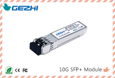 China SÊNIOR ótico 850nm 300M LC do transceptor mais/10G de SFP fornecedor